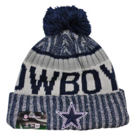 Dallas Cowboys Knit Hat