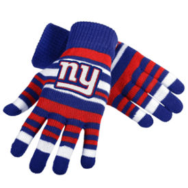 NY Giants Gloves